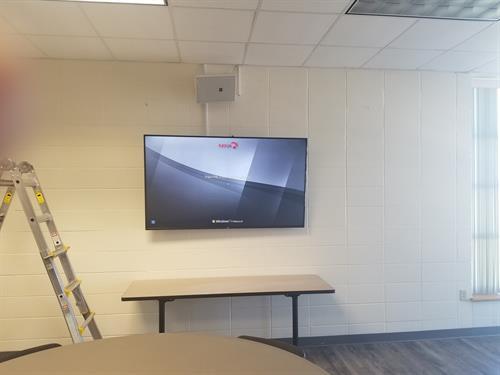 TV Wall Installations