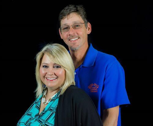 Robert and Tori McClernon