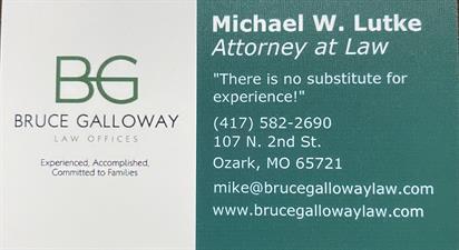 Michael Lutke - Christian County's #1 DWI Lawyer