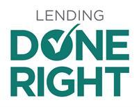 Lending Done Right