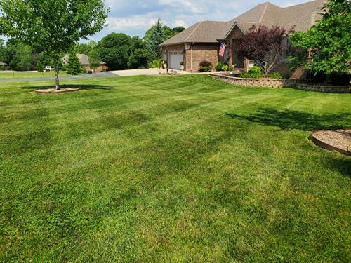 Lawn Mowing Nixa, Mo 65714