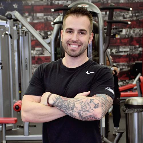 Brent Fjerstad - Personal Trainer, Nutrition Coach