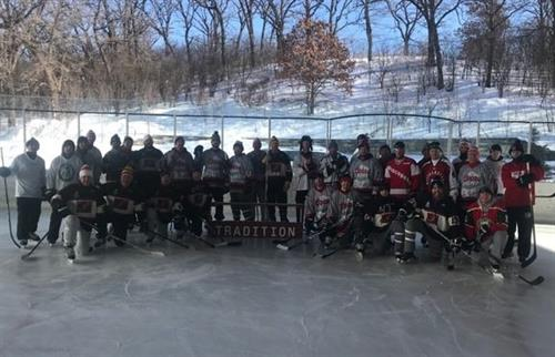 "2018 Tradition Pond Hockey ""Employee Event"""