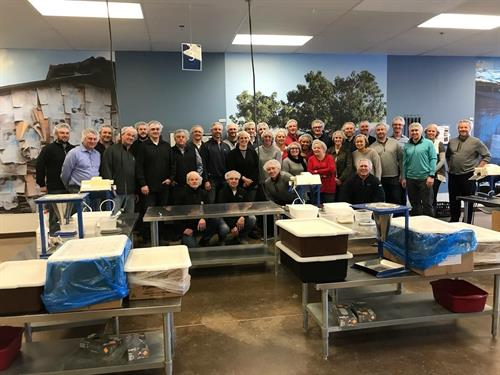 2018 TM @ Feed my Starving Children