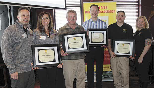 TGK receives Emerging Business award from HBA