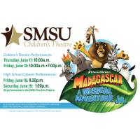 SMSU Children's Theatre Presents: Madagascar A Musical Adventure Jr.