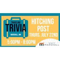Traveling Trivia at Hitching Post