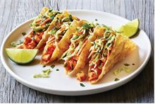 Wonton Tacos are a must try