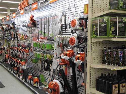 STIHL power at Runnings