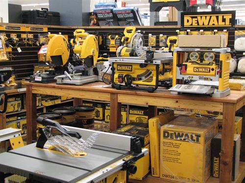 Dewalt Tough at Runnings