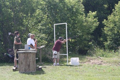 Shooting Clay Range