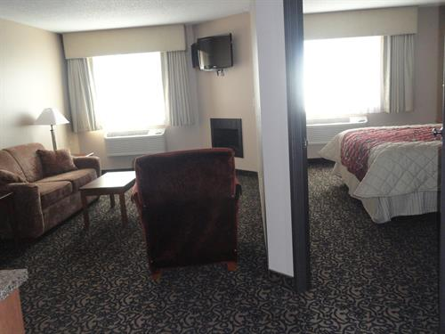 Extended Stay Kitchette Suite
