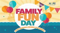 Family Fun Day - Hope Harbor & Sounds of Summer!