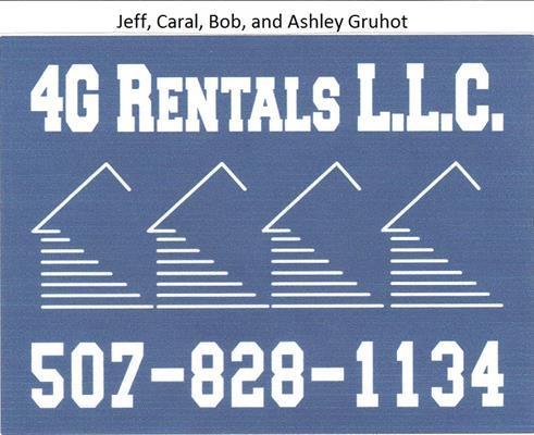 4 G Rentals LLC