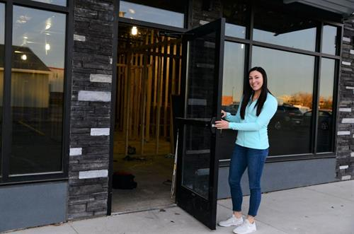 Dr. Jess can't wait to welcome you to Elysian Chiropractic Center in February 2018!