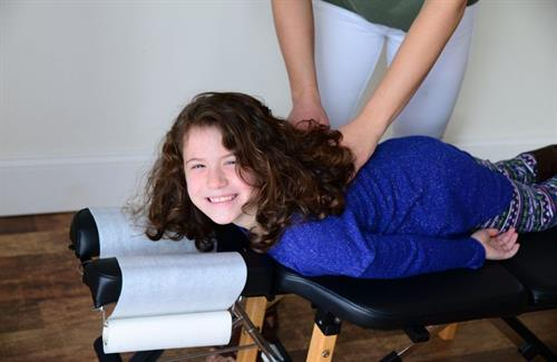 Dr. Jess specializes in family and pediatric chiropractic.  She loves treating patients from day 1 to year 100