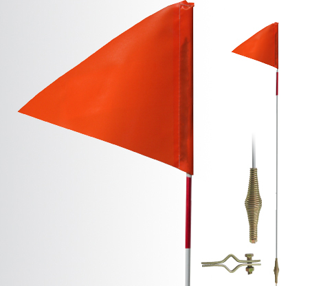 Snowmobile Safety Flag