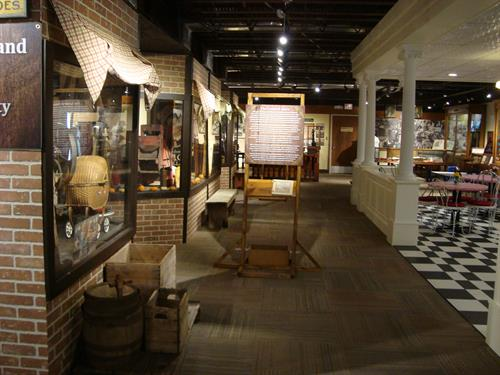 Exhibit Galleries