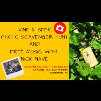 Vine & Seek Scavenger Hunt & Music Event