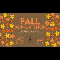 Fall Pop-Up Market
