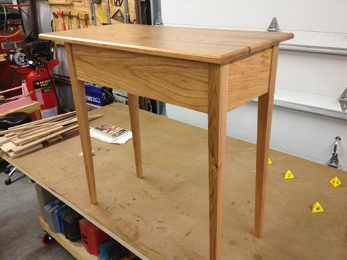 Side table, custom size