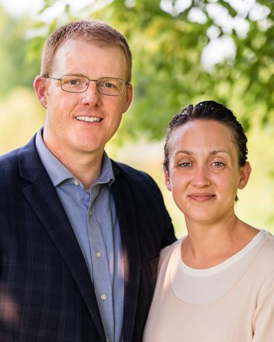 Pastor Andrew and Angela Merriman