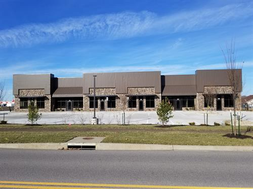 Gardner Business Center (newest property development)