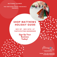 Shop Matthews Holiday Guide