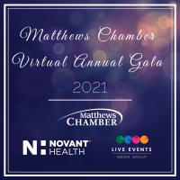 Matthews Chamber Virtual Annual Gala