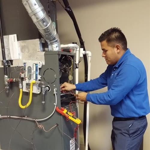Andersen Heating & Cooling - Furnace Training