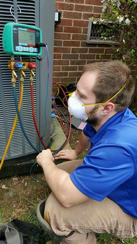 Andersen Heating & Cooling - Spring Tune Up