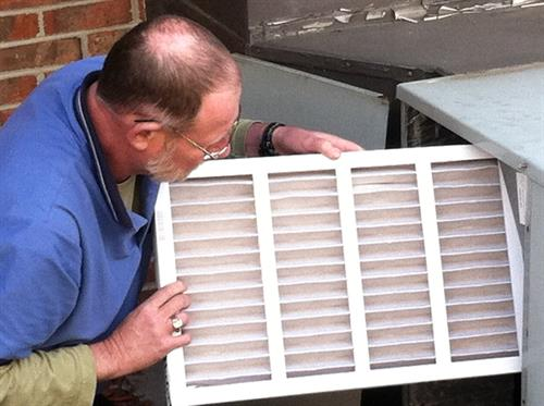 Andersen Heating & Cooling - Filter Replacement