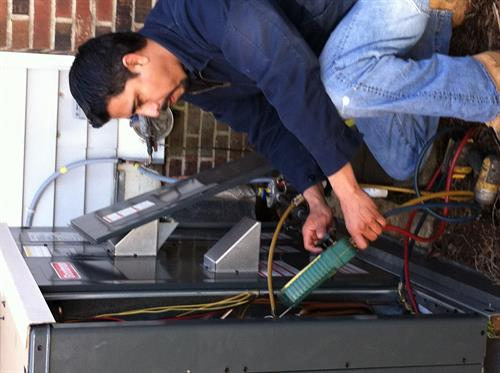 Andersen Heating & Cooling - AC Replacement