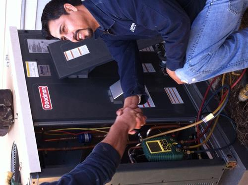 Andersen Heating & Cooling - Air Conditioning Replacement