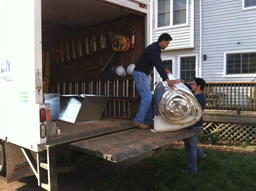Andersen Heating & Cooling - HVAC Replacement