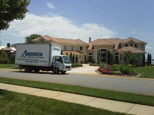 Andersen Heating & Cooling - System Replacement