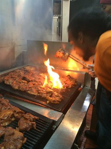 Qdoba cooks fresh daily