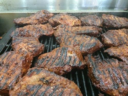 Fresh steak!!!