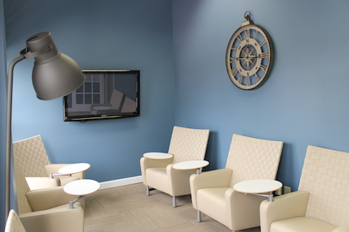 Perfect for your team meetings. Comfort and functionality.