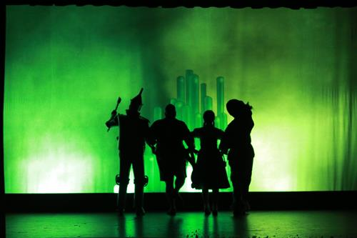 The Wizard of Oz, June 2015