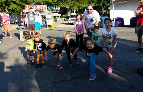 Kiwanis Labor Day Family Fun Run