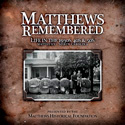 DVD for sale - Matthews Remembered