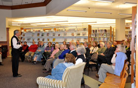 Community Meeting on local history