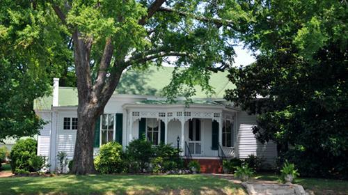 Historic Matthews Reid House