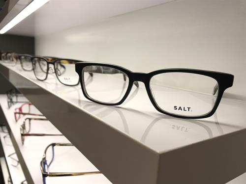 We carry only the highest quality frames in the latest styles from around the world.