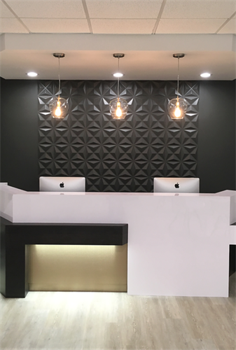 LUX Reception Desk