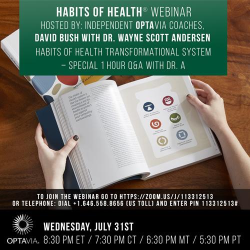 Healthy Habits Book