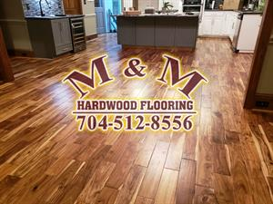 M&M Hardwood Flooring