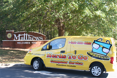 We're thrilled to be opening soon in Matthews!