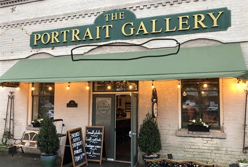 Portrait Gallery Restaurant & Bar